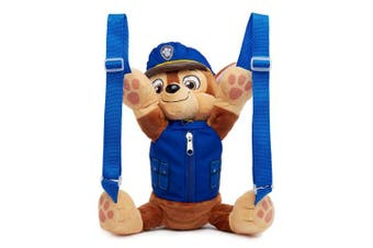 "Paw Patrol ""Chase"" Plush Backpack"