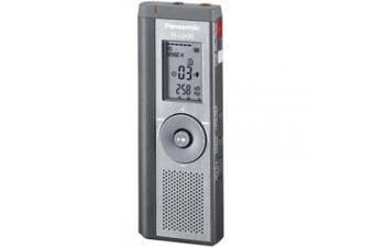 Panasonic RR-US430 Voice Recorder, Thin Style, PC Software 33 Hour Rec