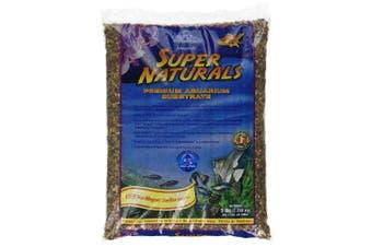 (2.3kg) - carib sea acs05832 super natural peace river sand for aquarium, 2.3kg