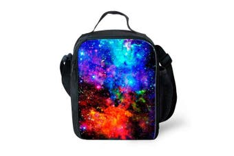 (color 3) - Showudesigns Reusable Lunchbag with Galaxy Stars Food Bags for Teenager Adult