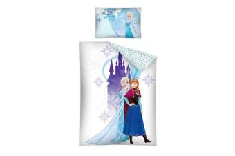 Snow Queen – Elsa & Anna 'Bed Linen – 100% Cotton Duvet Cover 100x135 cm Duvet Cover