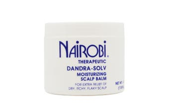 Therapeutic Dandra-Solv Moisturising Scalp Balm by Nairobi for Unisex - 120ml Balm