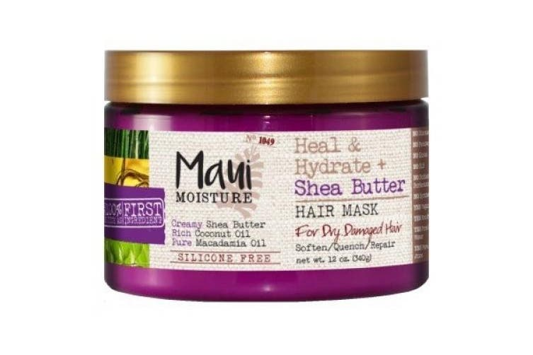 Maui Moisture Heal & Hydrate + Shea Butter Hair Mask, 350ml
