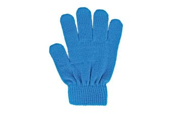(One Size, Tiffany Blue) - A & R Sports Knit Gloves