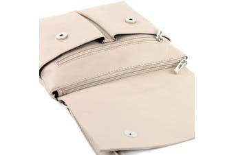 Italian bag shoulder bag messenger satchel women's bag real leather T63