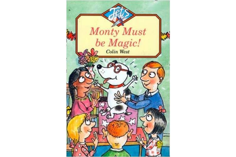Monty Must be Magic! (Jets) (Jets)