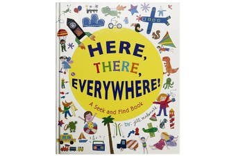 gibby & libby here, there and everywhere seek and find book by c.r. gibson
