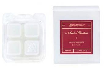 SMELL OF CHRISTMAS Boxed Wax Melt by Aromatique Urban Garden