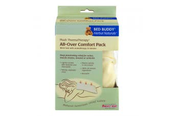 Bed Buddy Herbal Naturals Reusable All Over Comfort Pack with ThermaTherapy