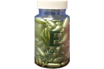 Aloe – Skin Oil Capsules by Easy Comforts 90 capsules Amazing Shine Nails