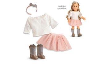 american girl - tenney grant - tenney's spotlight outfit for 46cm dolls - american girl tenney and logan