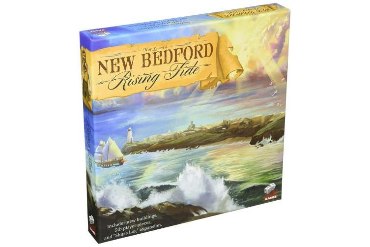 (Expansion) - New Bedford - Rising Tide New