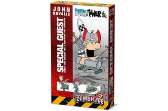 Zombicide Box Board Game with Special Guest Artist John Kovalic