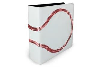 BCW 7.6cm Premium Album - Baseball Collectors Edition