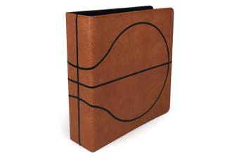 BCW 7.6cm Premium Album - Basketball Collectors Edition