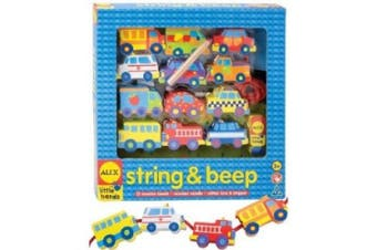 ALEX Toys Little Hands String and Beep