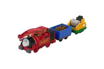 Thomas & Friends FJK53 Trackmaster Helpful Harvey