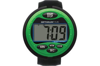 (One size, Green) - Optimum Time Unisex Ultra Ultimate Event Watch