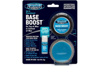 Zardoz Base Boost NotWax Pocket Puck 15g
