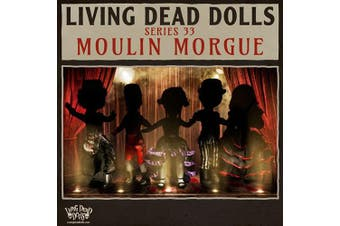 Living Dead Dolls Le Moulin Morgue Carotte Morts 25cm Vinyl Figure