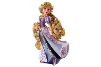 (Rapunzel) - enesco disney showcase rapunzel couture de force princess stone resin figurine
