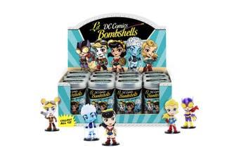 Crypto DC Comics Lil Bombshells Series 2 Tin