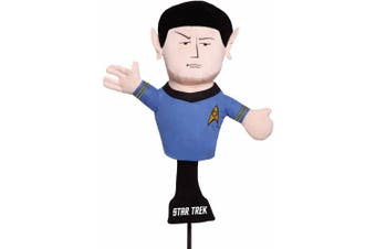 Creative Covers For Golf Star Trek Commander Spock Driver Headcover