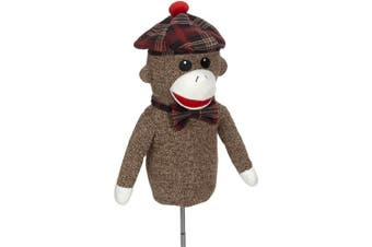 Creative Covers for Golf Novelty Sock Monkey Driver Cover