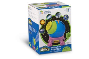 Learning Resources Primary Science Shining Stars Projector