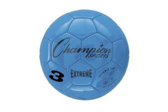 SOCCER BALL SIZE3 COMPOSITE BLUE