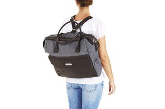 (Jetset Changing Bag, Mountain) - ABC Design Jetset Changing Bag, Mountain