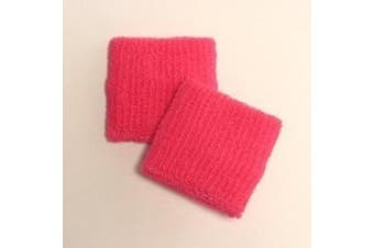 Youth Size Wrist Sweatbands - Lots of colours available