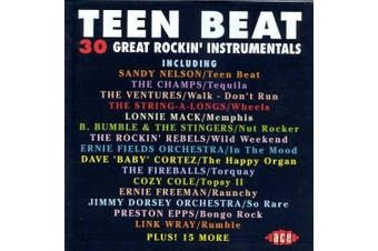 Teen Beat, Vol. 1