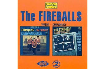 The Best of the Fireballs : The Original Norman Petty Masters
