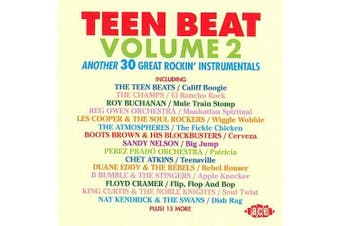 Teen Beat, Vol. 2