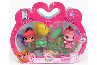 Disney Princess Palace Pets Whisker Haven Tales Treasure and Dreamy Pool Party Playset