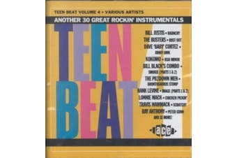 Teen Beat, Vol. 4