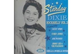 Starday Dixie Rockabilly, Vol. 2