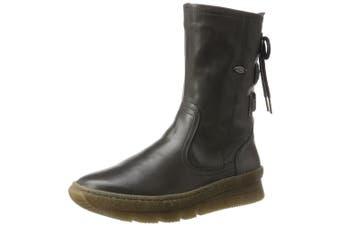 (7 UK, Grey (Dk.grey)) - camel active Women's Authentic 73 Boots