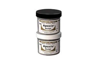 (0.5kg, Black) - Apoxie Sculpt 0.5kg. Black, 2 part product (A & B) by Aves