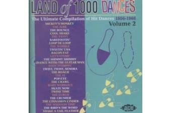 Land of 1000 Dances, Vol. 2: 1956-1966
