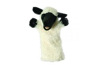 The Puppet Company Long-Sleeves White Sheep Hand Puppet