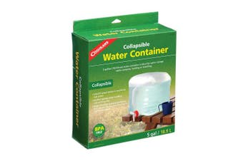 (N/A) - Coghlan's Collapsible Water Container, 18.9l, Clear