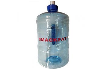 Water Bottle Jug - By Smackfat - 2 Litres on the Go - Great for Weightloss - Reliable with a