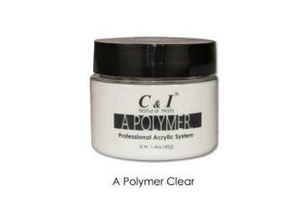 C & I A Polymer Colour No.1 Clear Acrylic Powder