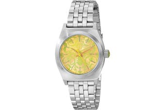 Nixon Small Time Teller Stainless Steel Ladies Watch A3991898