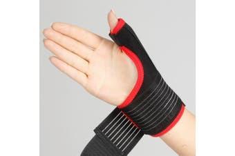 Beige Thumb Wrist Support De Quervain Brace Pain Splint Spica Medical Stabiliser NHS Sprain