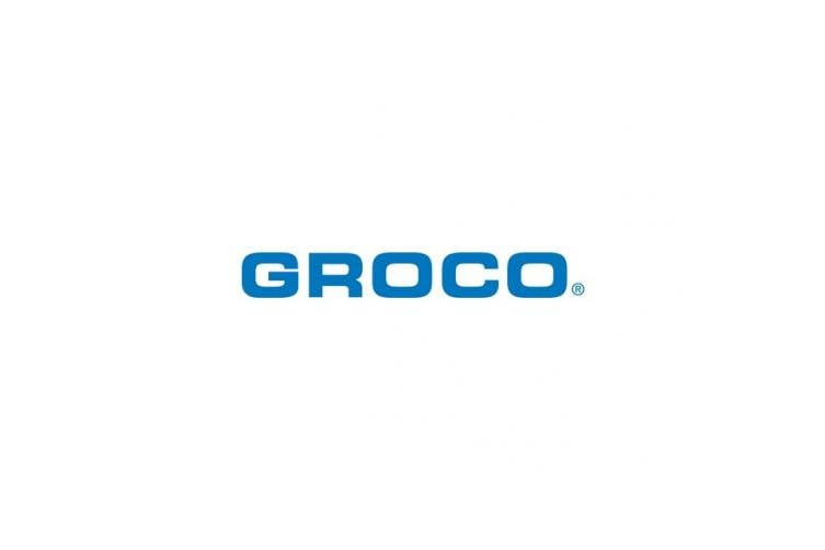 (2.5cm  - 0.3cm ) - Groco HTH Stainless Steel Hose Through-Hull