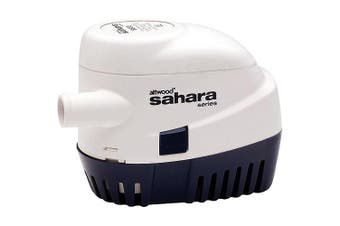 (One Size) - Attwood 11440cm - 20cm 500 GPH Sahara S500 Bilge Pump