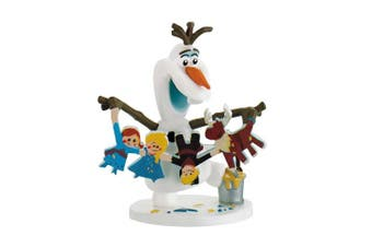 "Bullyland 12943 figure ""Disney Frozen - Olafs Adventure - Olaf and Gingerbread People"""